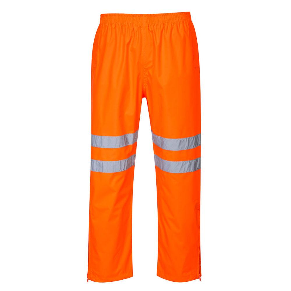RT61.  Pantalón de alta visibilidad transpirable  Naranja