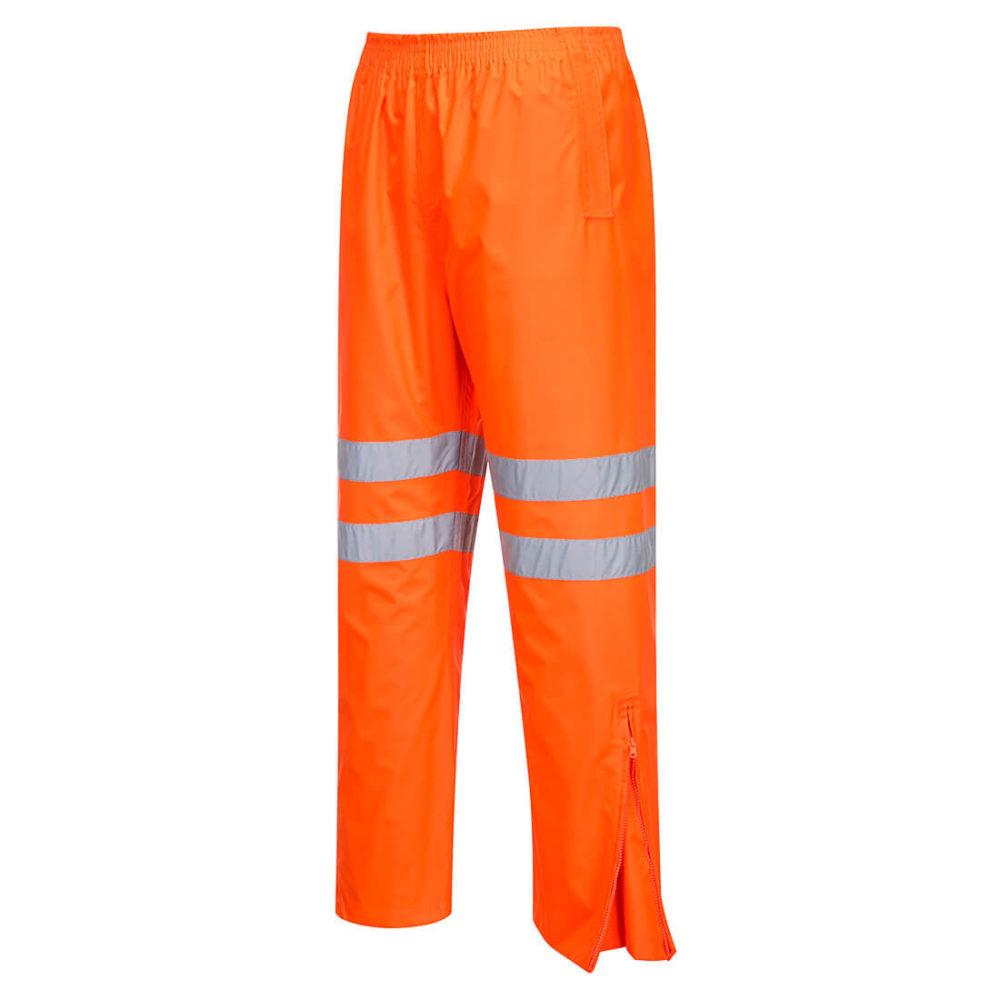 RT31. Pantalón de alta visibilidad Traffic RIS  Naranja