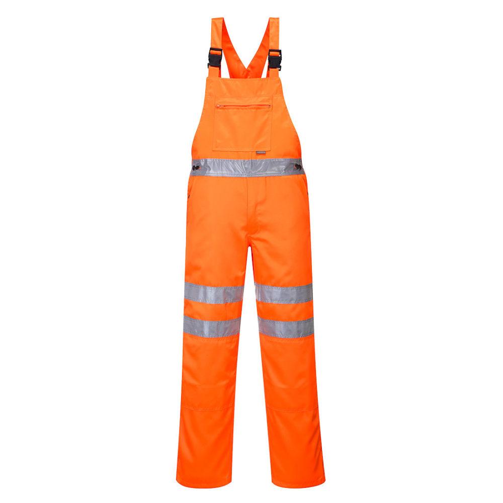 Peto de alta visibilidad RIS  Naranja