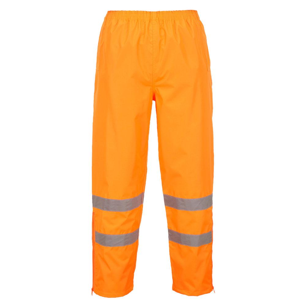 S487. Pantalón de alta visibilidad transpirable