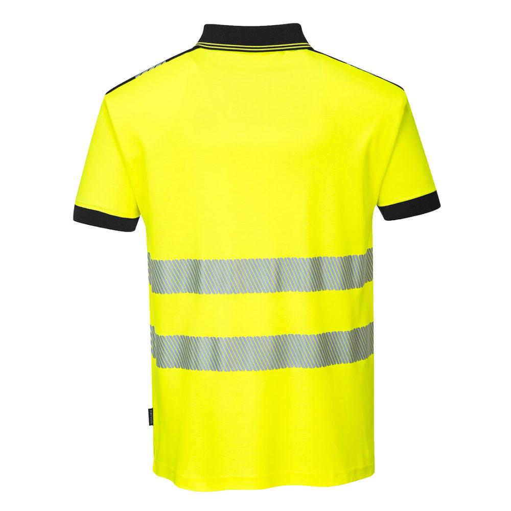 Camiseta m/c de alta visibilidad PW3