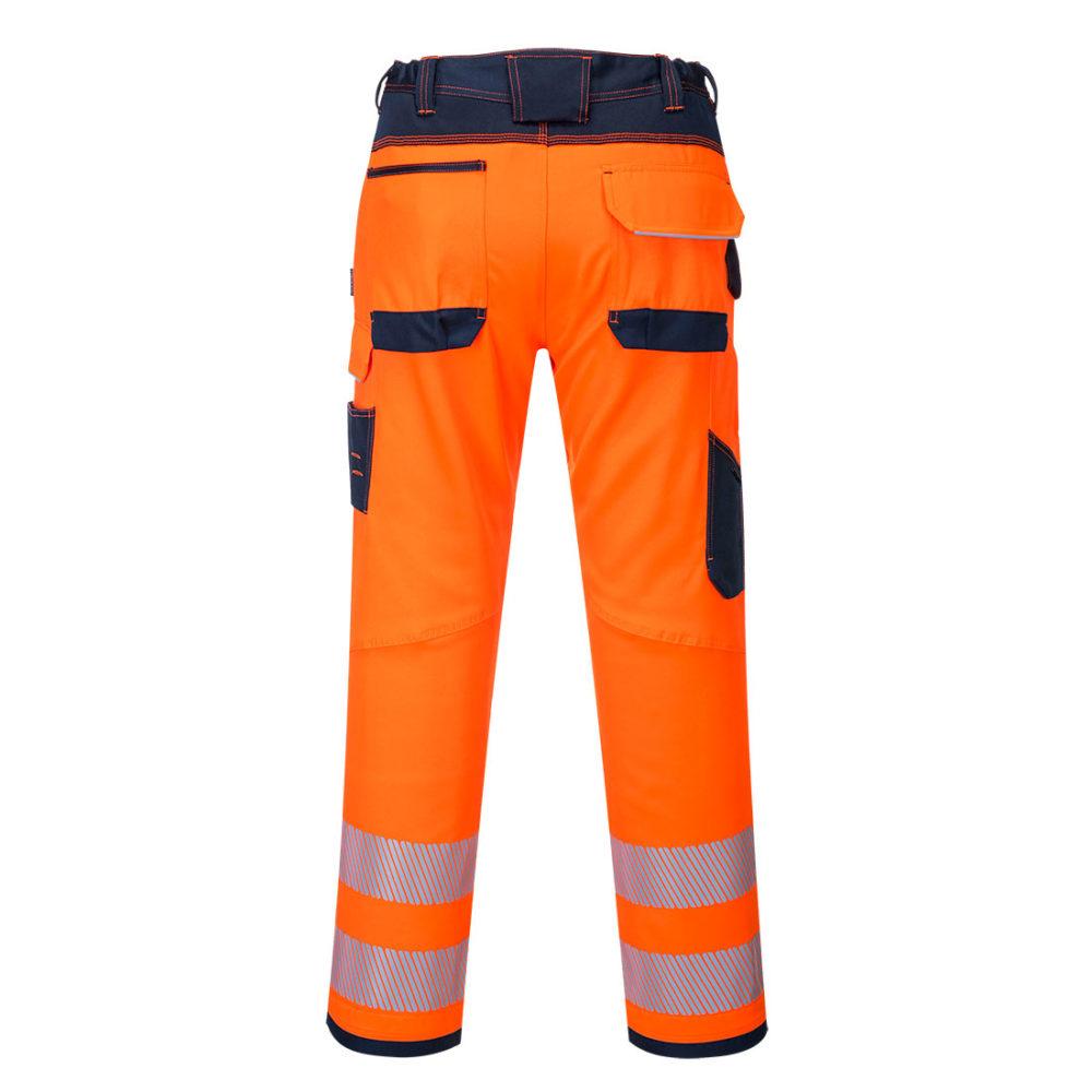 Pantalones de trabajo de alta visibilidad PW3
