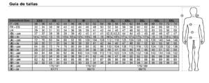 Captura de pantalla 2020 11 26 a las 10.46.44 300x120 - TORNADO. Chaqueta, mangas extraíbles, cremallera de plástico de 8mm