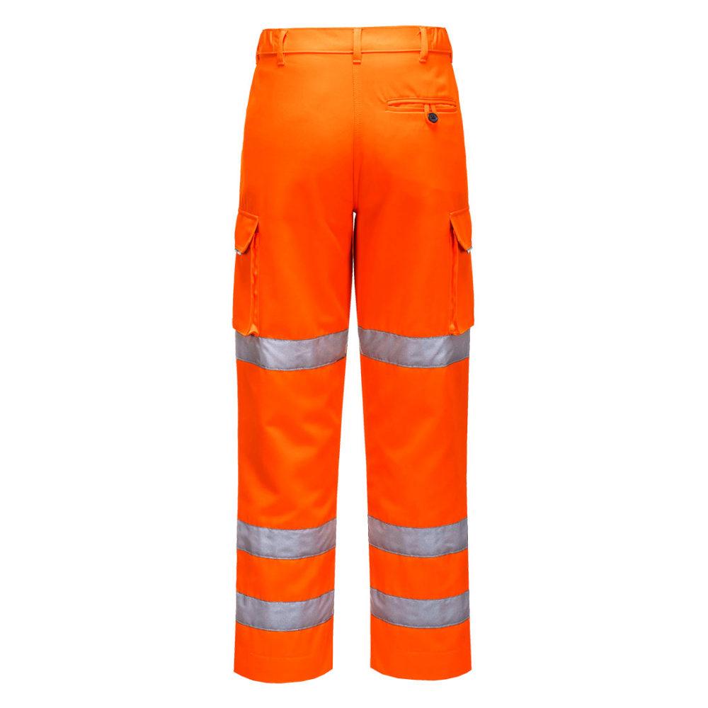 LW71 Pantalones de alta visibilidad para mujer