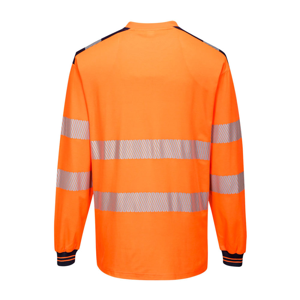Camiseta de alta visibilidad de manga larga PW3