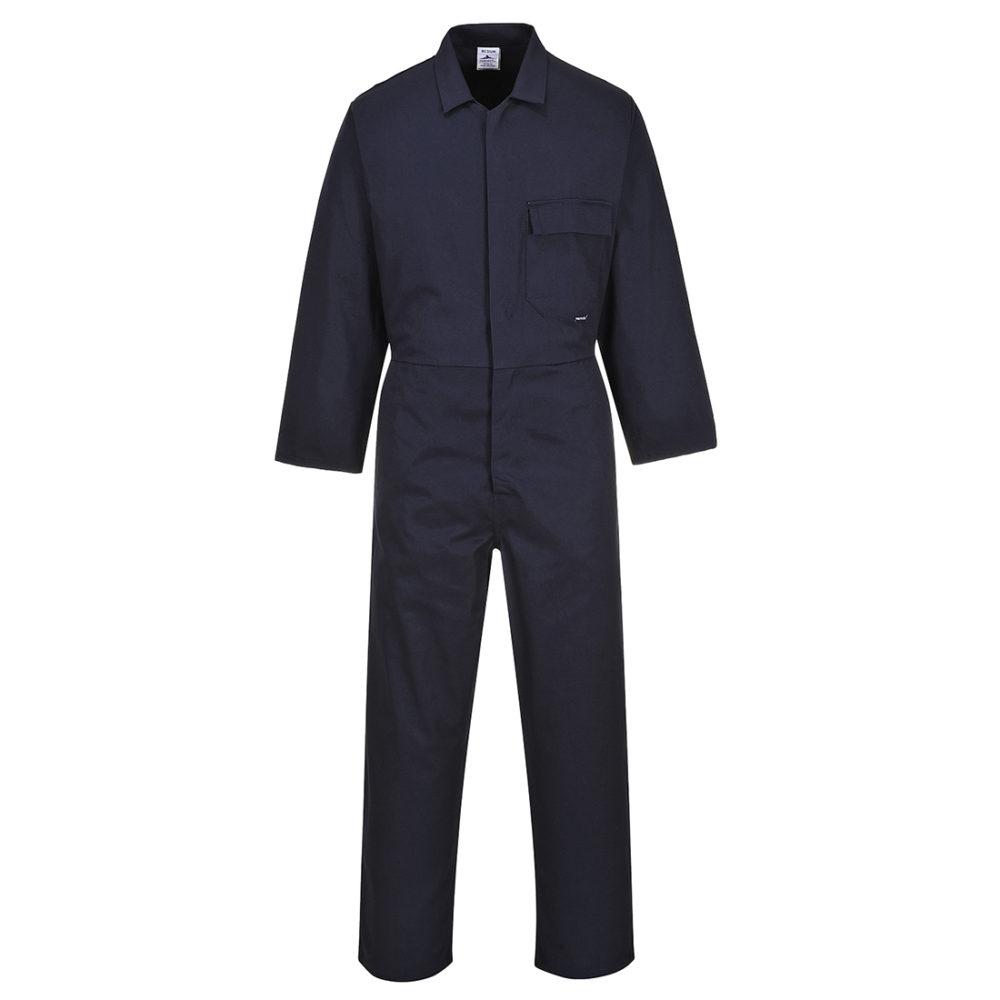 C806 – Buzo de algodón  Azul marino