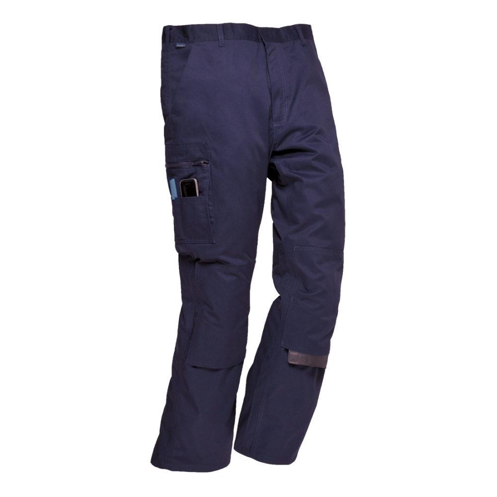 S891 – Pantalones Bradford  Azul marino
