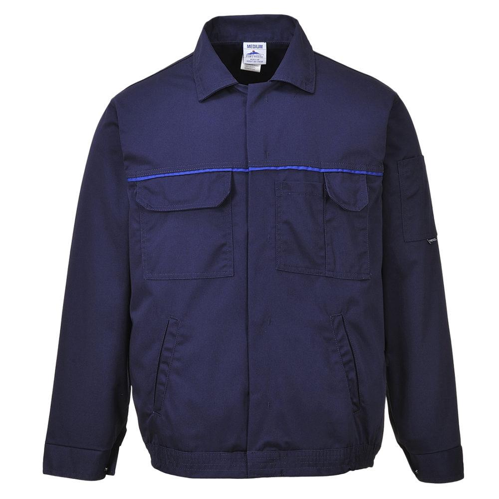 2860 – Chaqueta de trabajo Classic  Azul marino