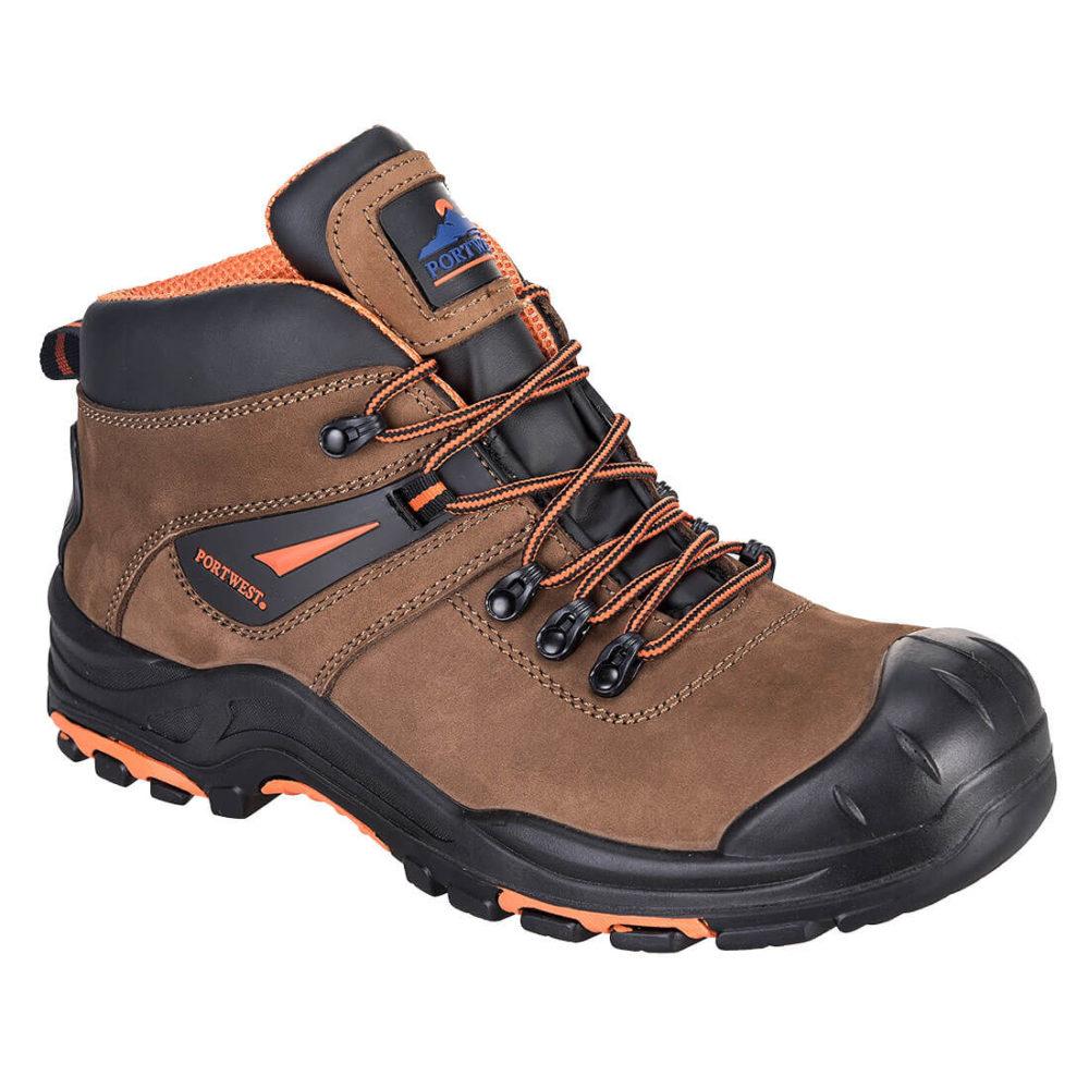 FC17 – Bota Portwest Compositelite Montana Hiker S3  Marrón