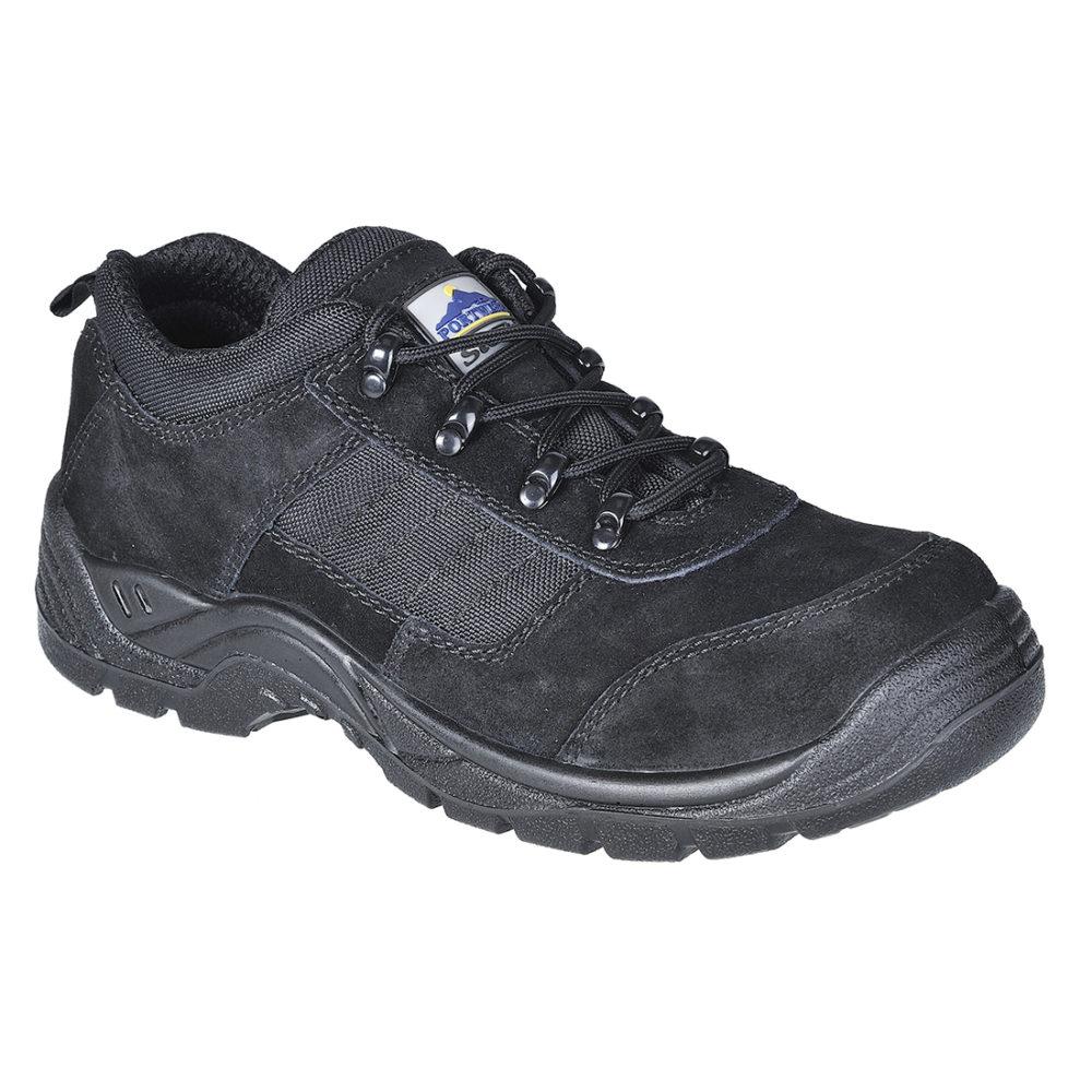 FT64 – Zapato Steelite Trouper S1P  Negro