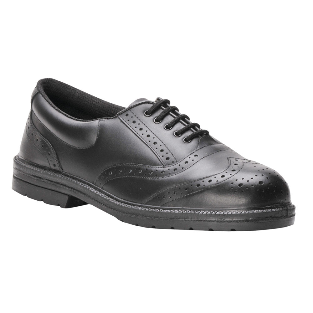 FW46 – Zapato Steelite Executive Brogue S1P  Negro