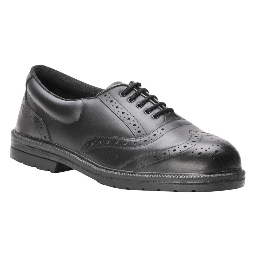 FW46 – Zapato Steelite Executive Brogue S1P  Negro