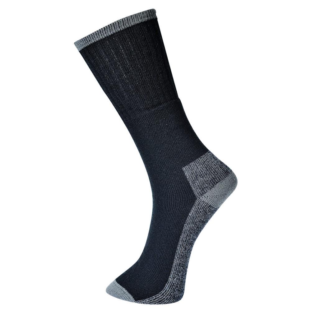 SK33 – Work Sock-3 Pairs  Negro