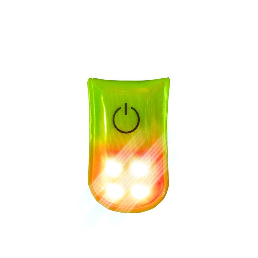 HV07 – LED con imán  Amarillo