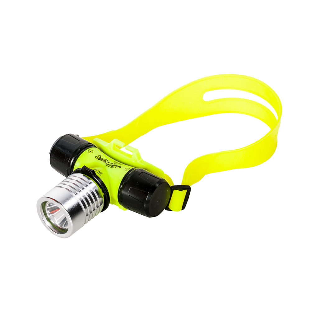 PA69 – Luz frontal impermeable  Amarillo