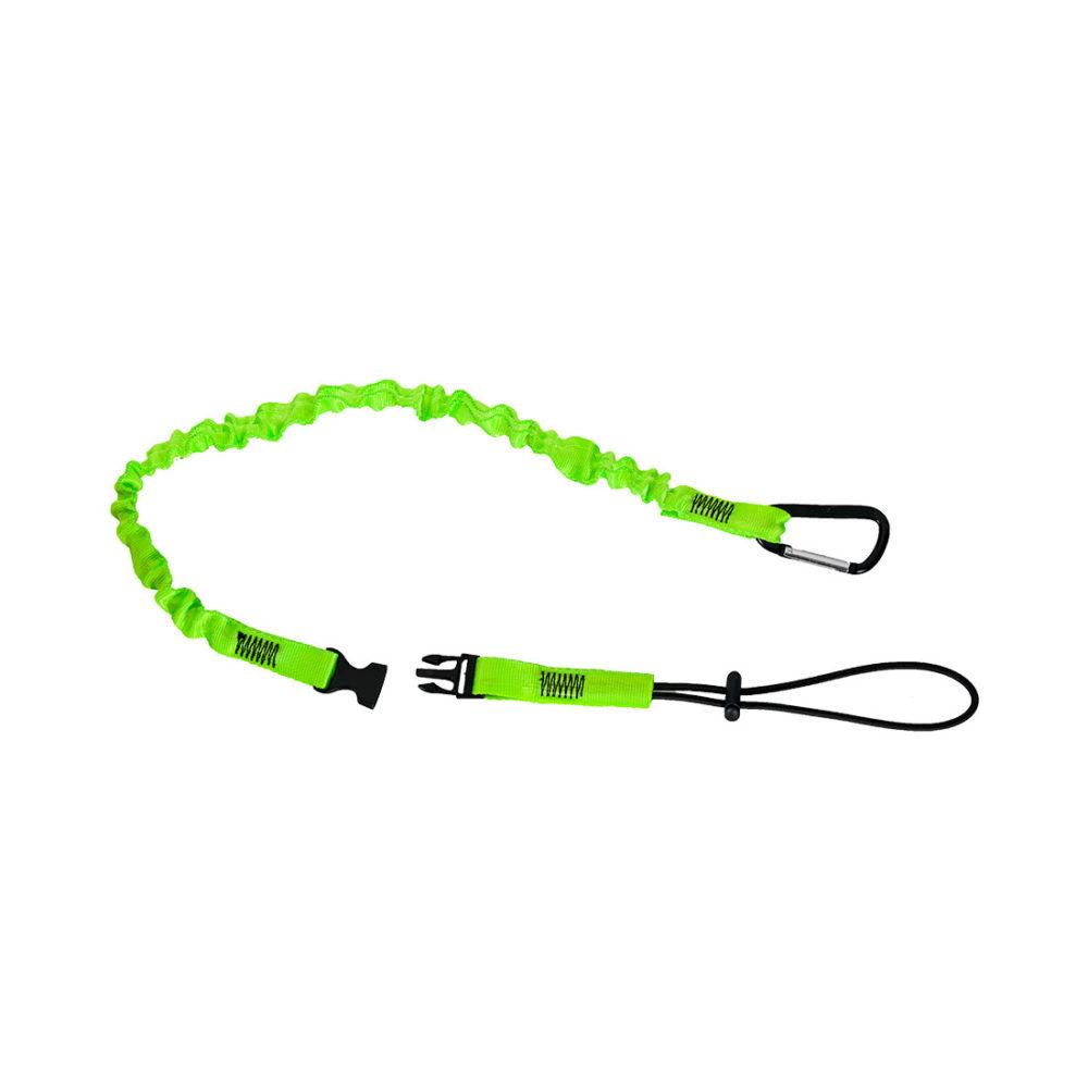 FP44 – Línea de amarre de herramientas de conexión rápida  Verde. cajas de  10  unidades