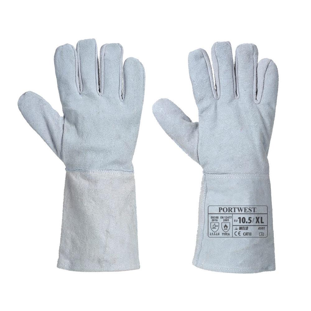 A501 – Guante de soldador Ambi Dex  Gris
