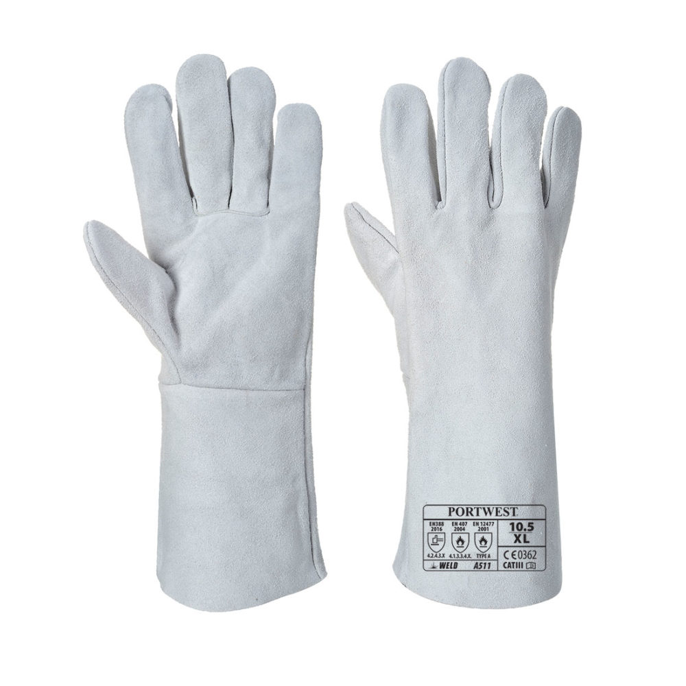 A511 – Guante Classic Welding  Gris