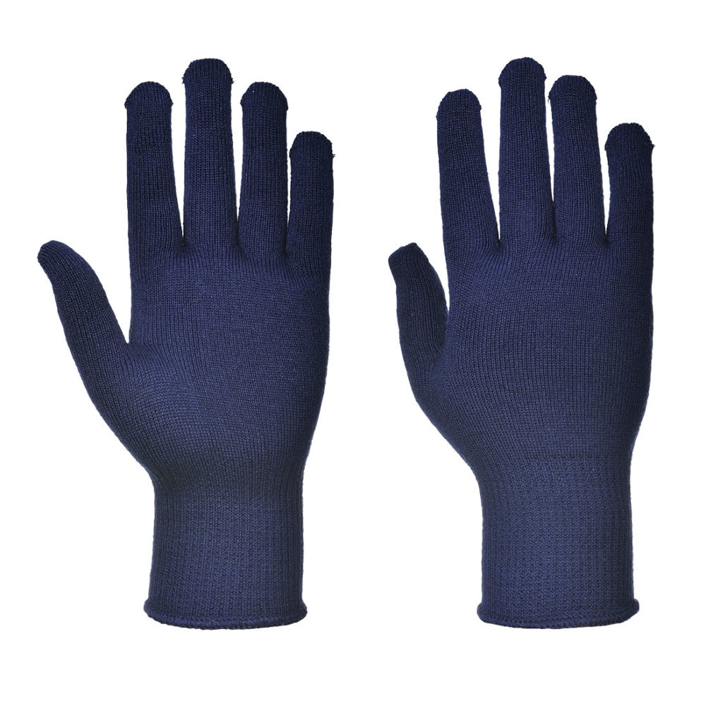 A115 – Guante térmico  Azul marino