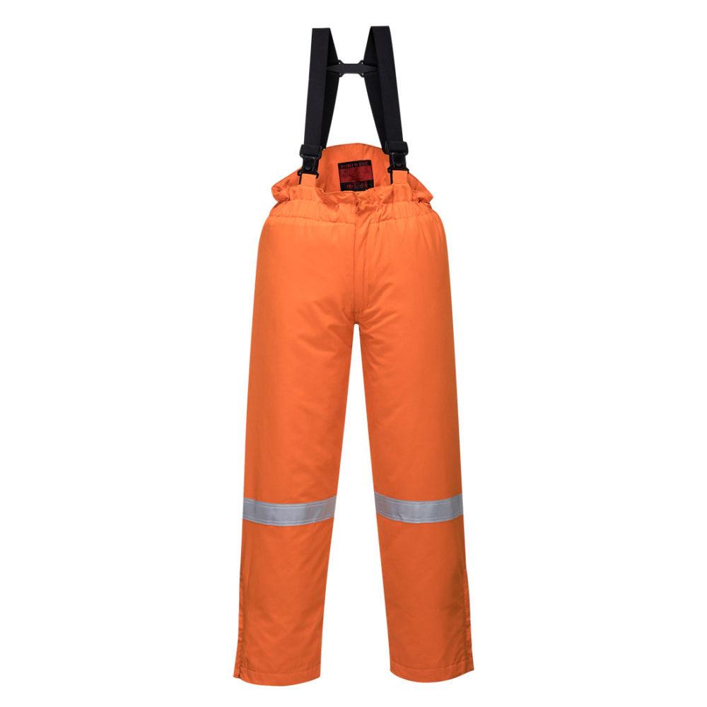 Cubre-pantalones de invierno Araflame acolchados