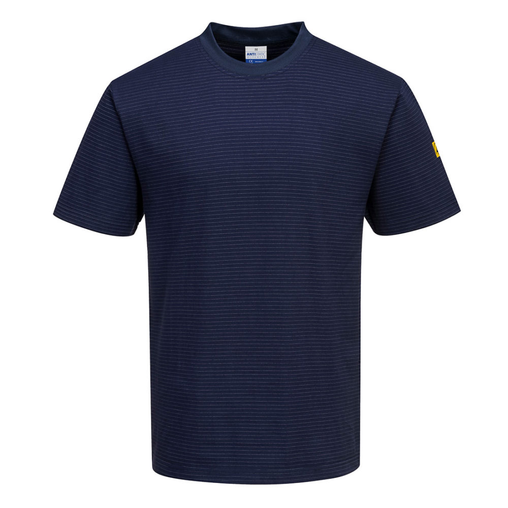 AS20 – Camiseta ESD, antiestática