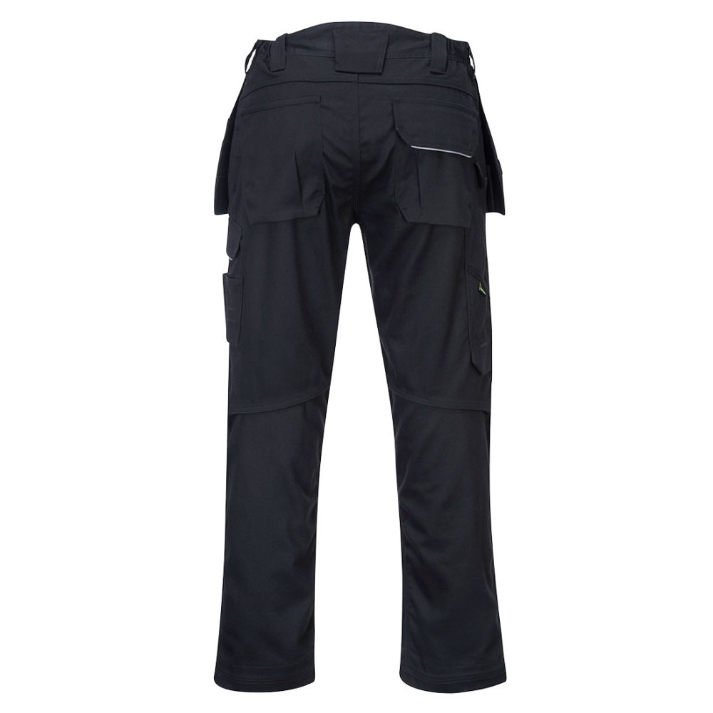 PW347 – Pantalón de algodón PW3 Holster  Negro