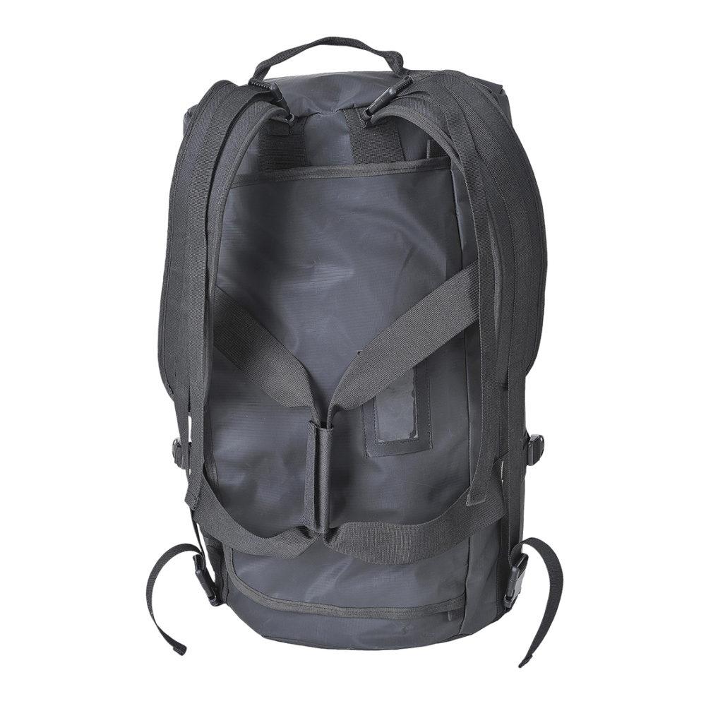 B910 – Bolsa impermeable Holdall 70L  Negro