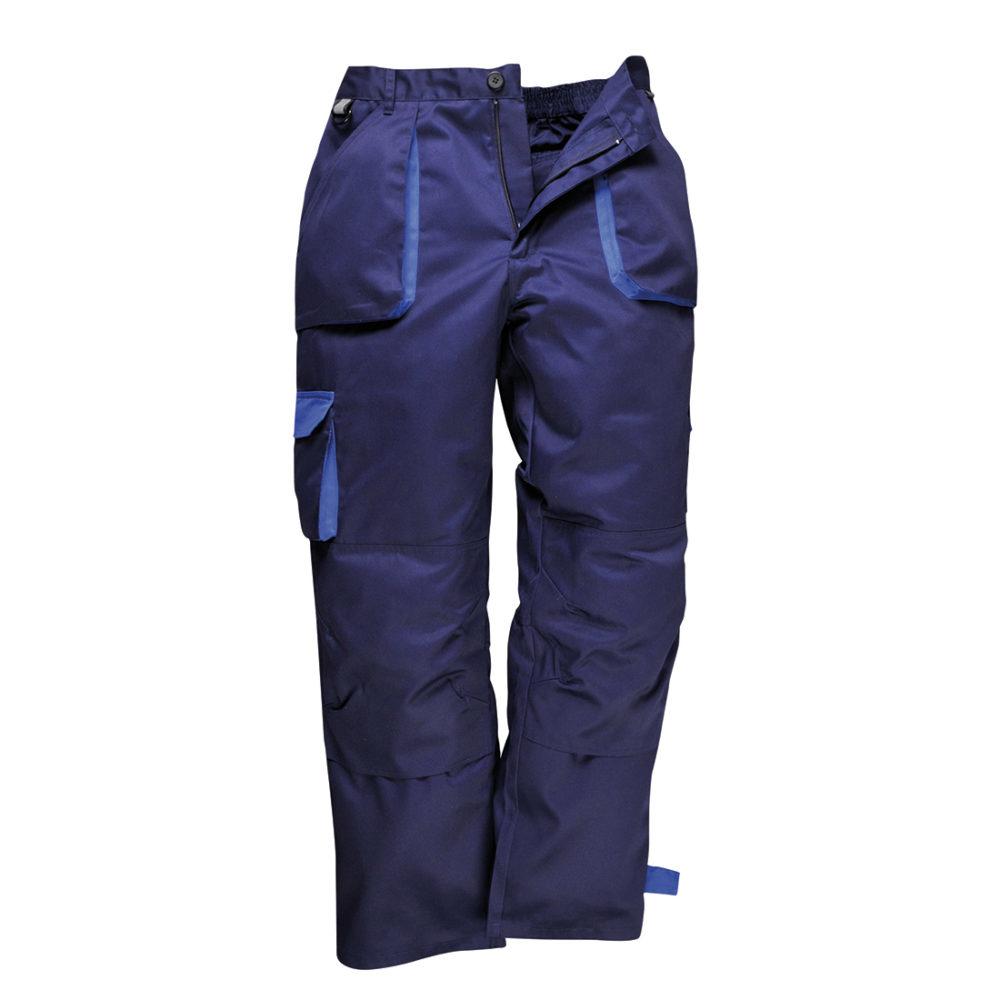 TX16 – Pantalón Portwest Texo Contrast con forro