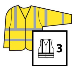 Alta visibilidad clase3 300x277 - Normativa EN 20471 Sobre ropa laboral de alta visibilidad