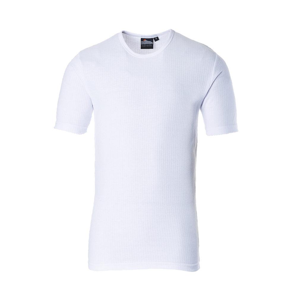 Camiseta térmica de manga corta