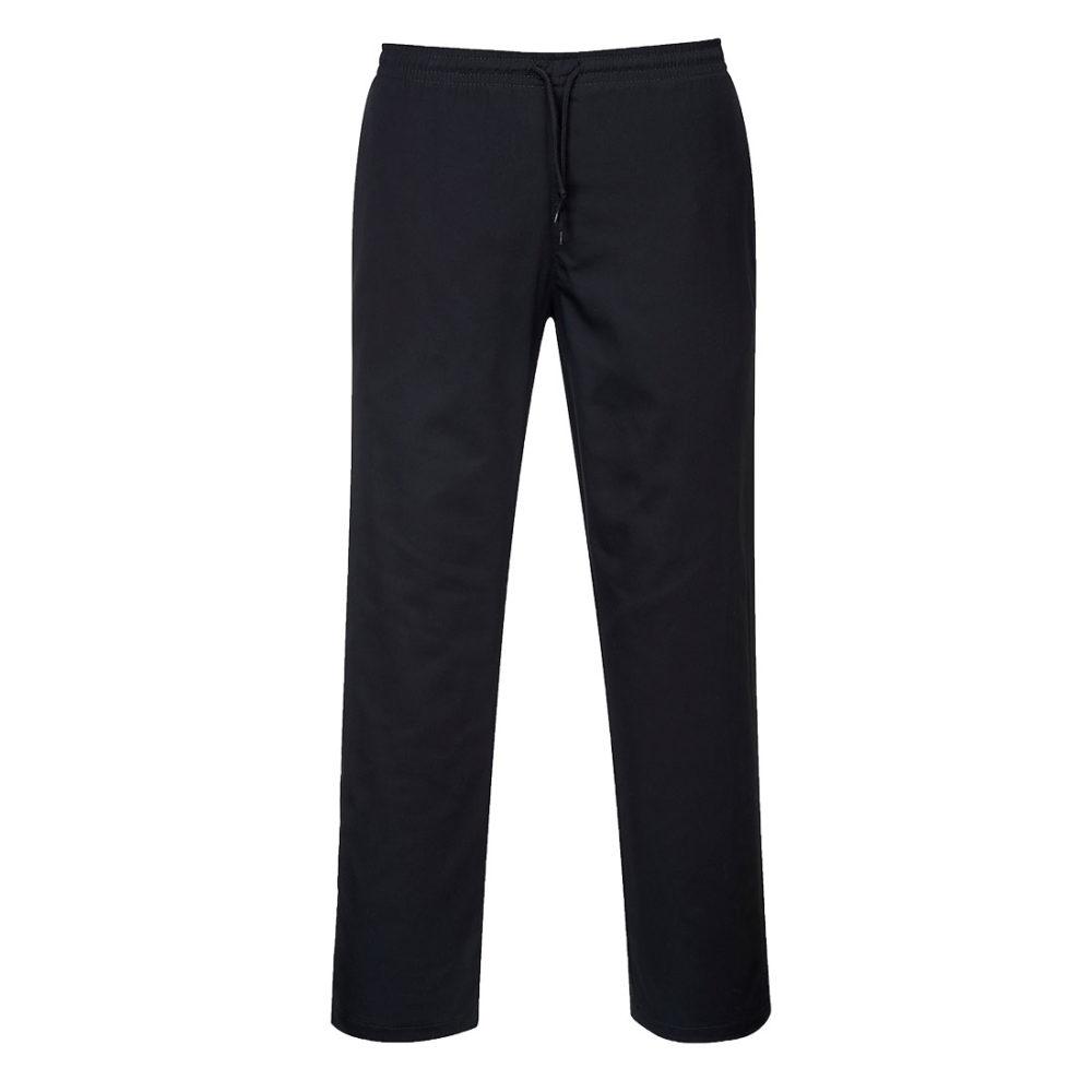 Pantalones con cordones