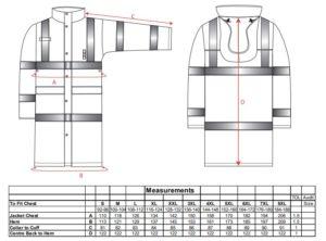 Captura 13 300x222 - H445 - Gabardina de alta visibilidad 122cm