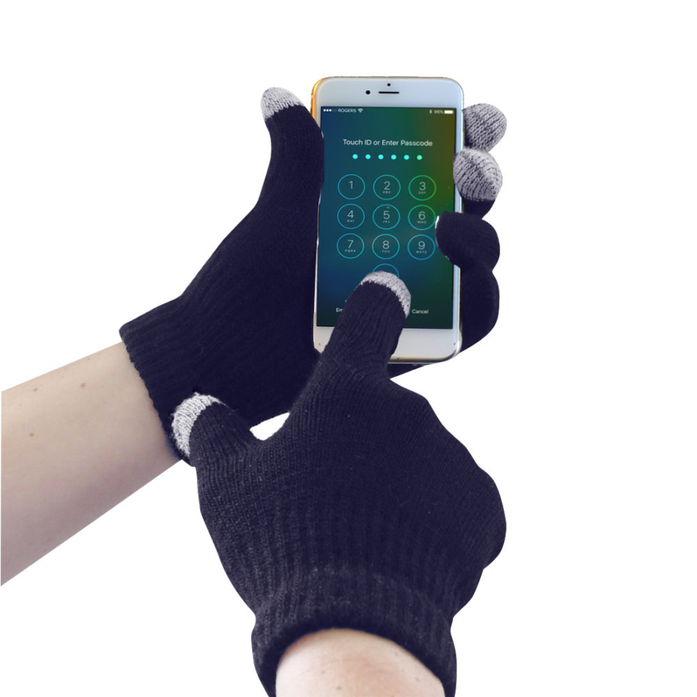 GL16 Guante de punto Touchscreen
