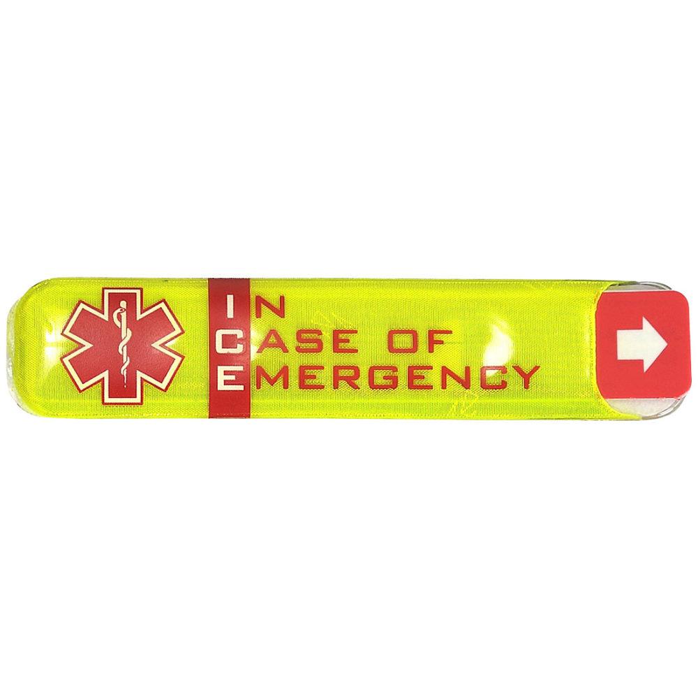 ID10 – Porta identificación  Amarillo