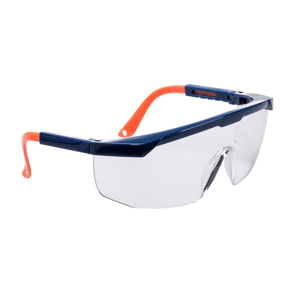 PS33 – Gafas Classic Safety Plus  Incoloro