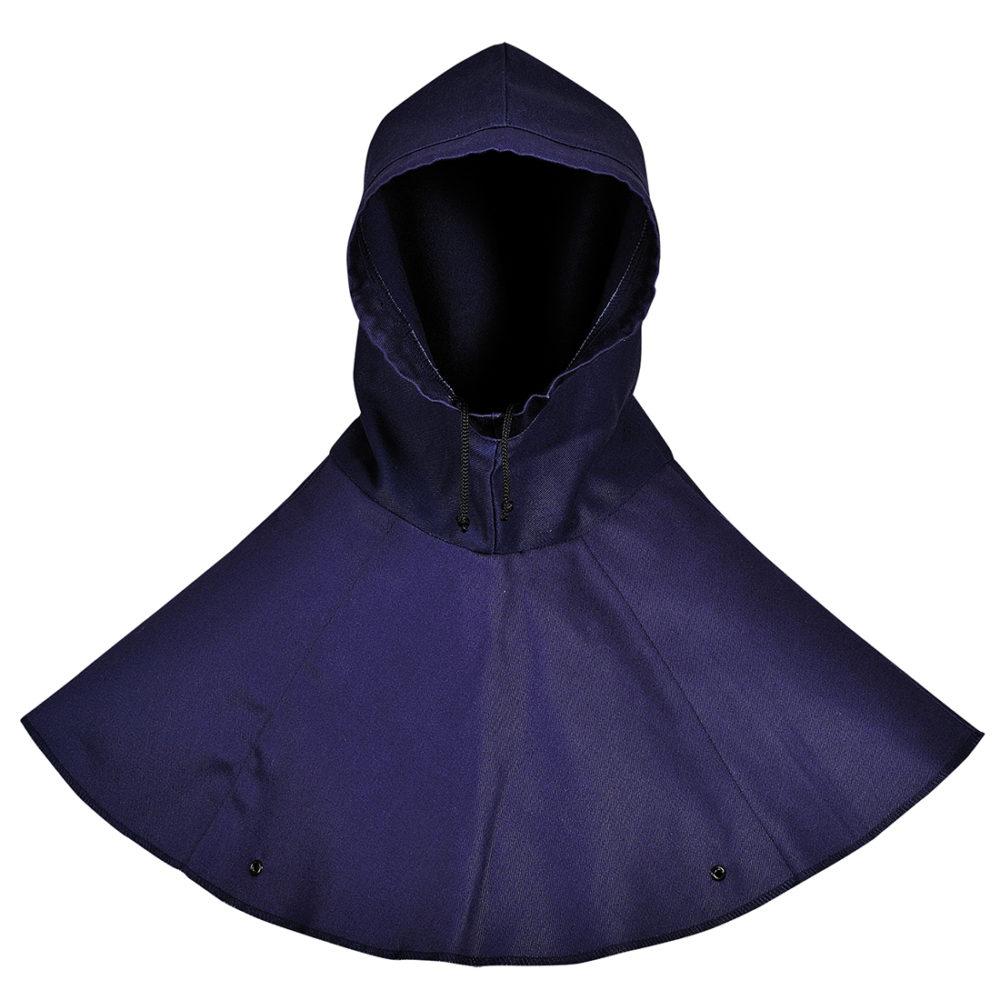 BZ12 – Capucha cubre hombros Bizweld  Azul marino