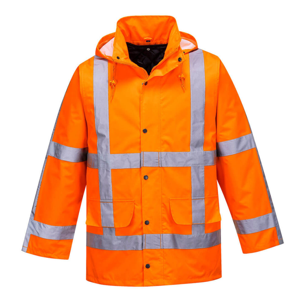 R460 – Parka RWS Traffic  Naranja