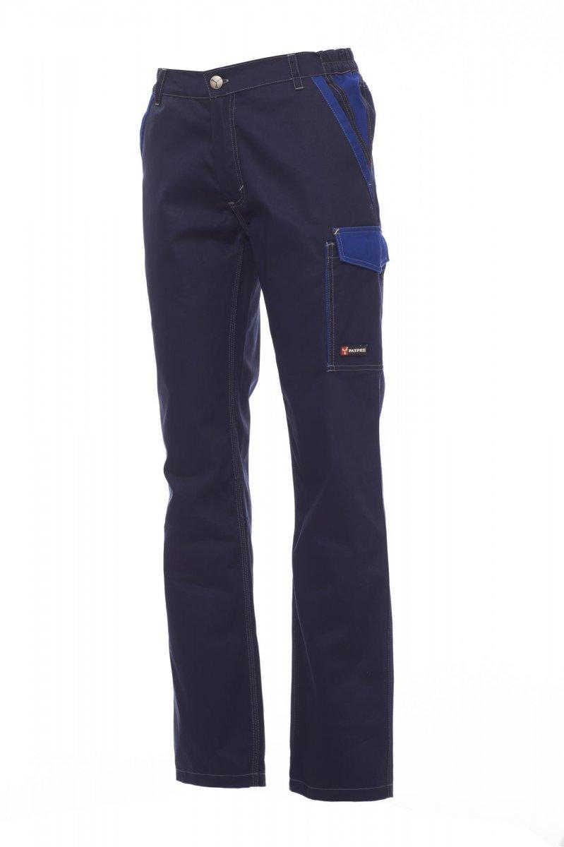 CANYON. Pantalón para todo el año con lateral elástico y trabillas en la cintura. Cierre con cremallera y botón metálico