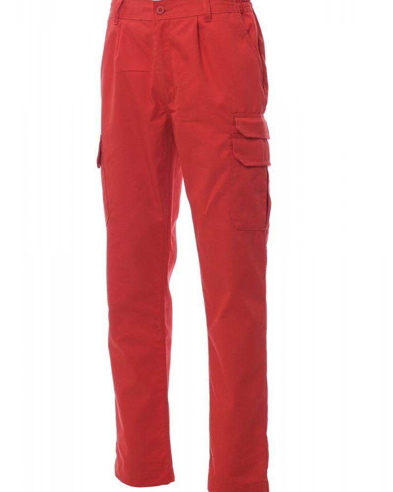 CARGO 2.0. Pantalón multitarea con trabillas y elástico en la cintura