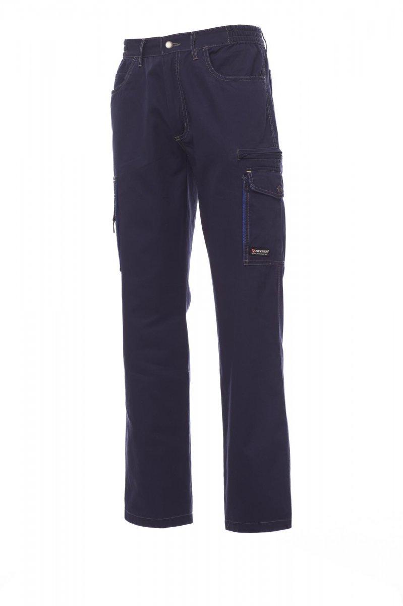 TEXAS. Pantalón para todo el año con lateral elástico y trabillas en la cintura