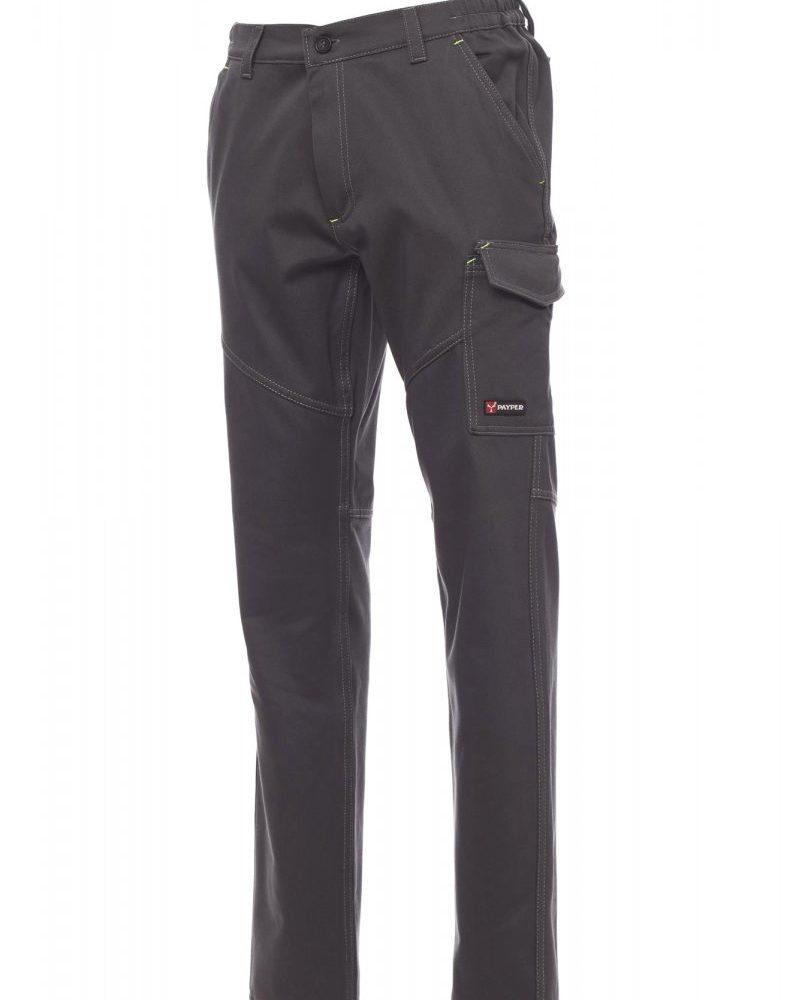 WORKER WINTER.Pantalón para invierno, con elásticos laterales y trabillas en la cintura