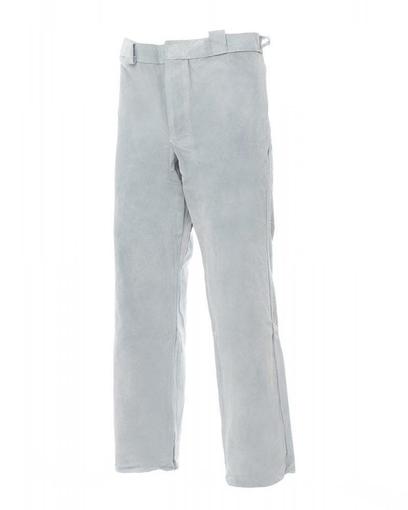 307.Pantalón de protección de serraje