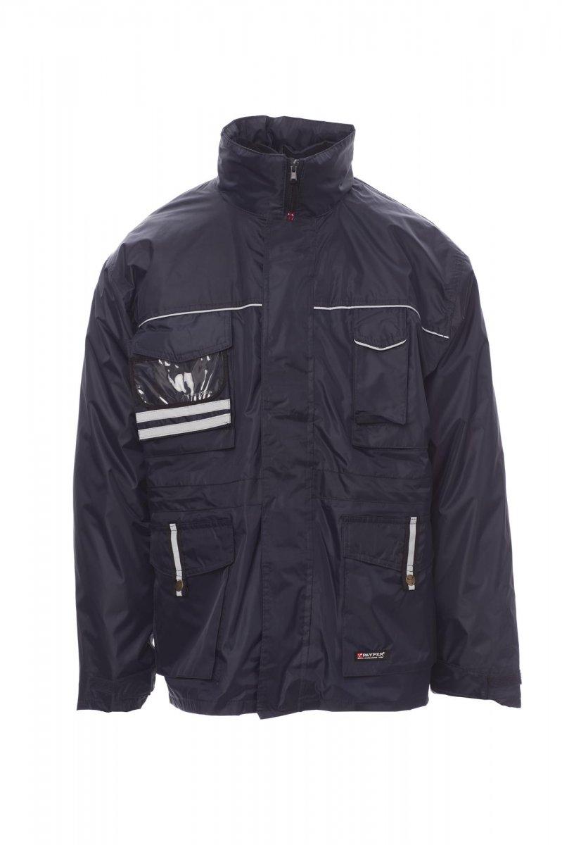 PARKATRIS. Parka de uso triple compuesta por: chaqueta exterior sin acolchar