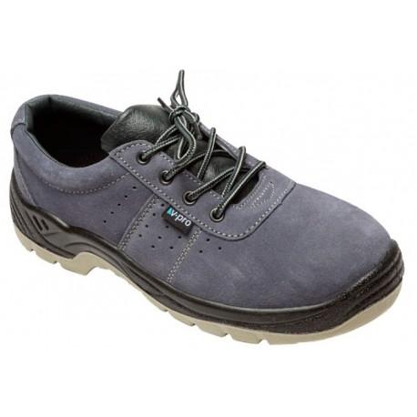 VZ300A Zapato de serraje con puntera de acero