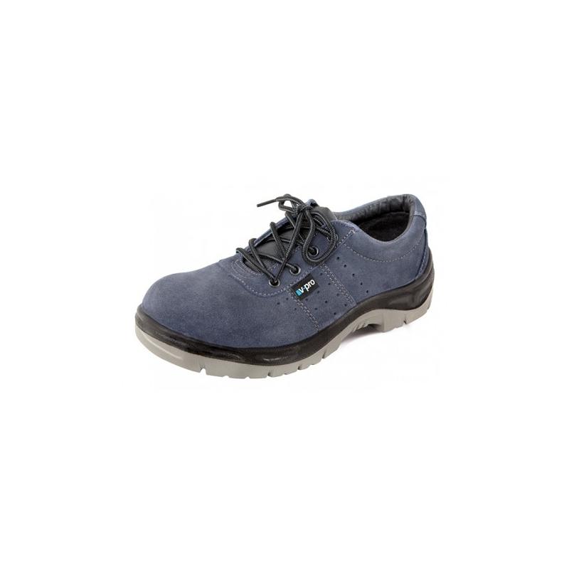 VZ350A Zapato de serraje con puntera y plantilla de acero