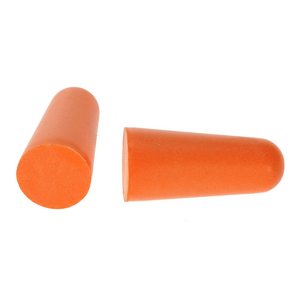 EP02 – Tapón de espuma de PU (200 pares)  Naranja