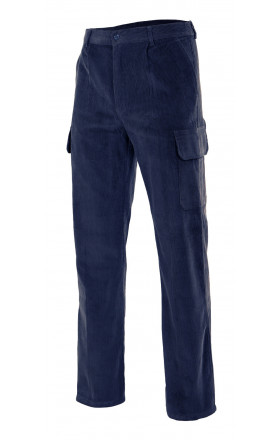 V382F Pantalon diferente pana standard
