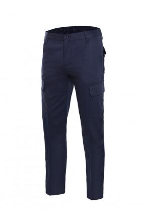 V103003 Pantalón 100% algodón multibolsillos