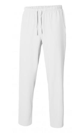 V533007 Pantalón pijama microfibra con cintas