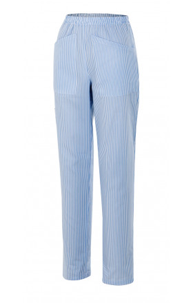 V385 Pantalón pijama a rayas